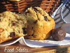 Μάφινς με ελιά (νηστίσιμα) - Food States Mashed Potatoes, Muffin, Breakfast, Ethnic Recipes, Food, Whipped Potatoes, Morning Coffee, Smash Potatoes, Essen