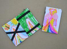DIY Cardboard Magic Wallet aka Jacob's Ladder Wallet