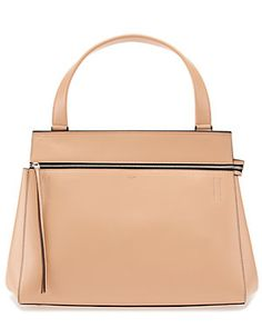 celine handbags buy online - Celine Edge bag in tan leather | Fashion | Pinterest | Celine, Tan ...