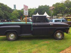 Exposição de carros - Serra Negra - SP