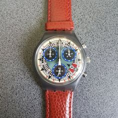 1992 Vintage Swatch watch ATZ ECO SCM401 Chrono - chronograph, Very Rare Model - Out of Stock Everywhere! NEW!    Tags : swatch watches women, vintage swatch watches, 80's swatch watches, swatch watches silver, swatch watches 2016, mens swatch watches, swatch watches irony, swatch watches chrono, swatch watches automatic, black swatch watches, swatch watches scuba, swatch watches classic, swatch watches for men, swatch watches retro, swatch watches orange,