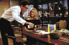 Dinner for two Down With Love, Renee Zellweger, 60s Style, Ewan Mcgregor, Musicals, Random, Movies, Films, Cinema