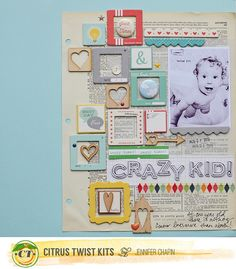 Citrus Twist Kits: Inspired by frames with Jen Chapin