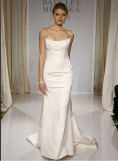 KleinfeldBridal.com: Badgley Mischka: Bridal Gown: 31537988: Sheath: Natural Waist
