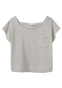 Striped Tee / Steven Alan.