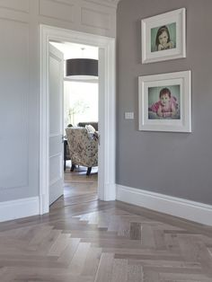Hallway And Stairs Dulux Easycare Goose Down And