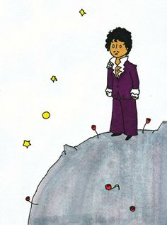 """Le Petit Prince and the Revolution."" #RuinAChildrensBook"