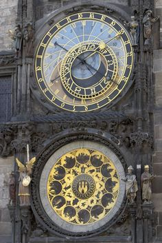 Things to do in Prague - Astronomical Clock