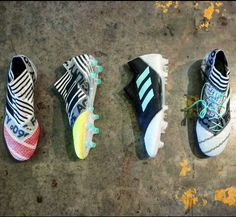 Adidas Nemeziz Prototyp
