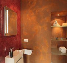 Rostoptik Hannover Mellendorf Burgwedel Bathroom Lighting, Toilet, Mirror, Furniture, Home Decor, Warm Colors, Palette Knife, Hannover, Room Interior Design