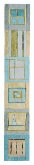 Erin Wilson Quilts  - love these cool colors and the simple, yet stunning designs in each square.