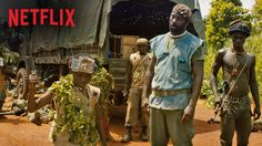 """The first trailer for the Netflix original """"Beasts of No Nation"""" debuts. This will be the first film exclusively produced by Netflix for a theatrical release. Old Movies, Great Movies, Beasts Of No Nation, City Of God, Watch Free Movies Online, Spirit Awards, Black Actors, Cinema Film, Idris Elba"""