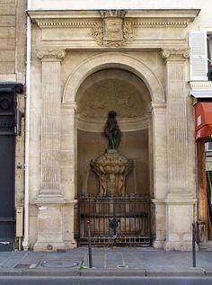 La Fontaine de Joyeuse , 41 rue de Turenne - Paris 3