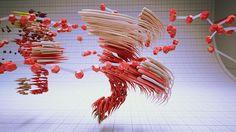 Street Fighter Motion Sculptures meet Futurism
