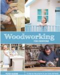 "Win one of four copies of ""Woodworking for Everyone"" worth each"