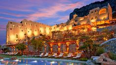 Monastero Santa Rosa Hotel and Spa in Italy
