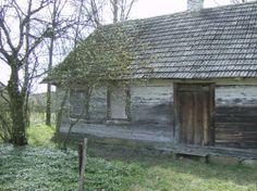 Domek samotny by ealimowska, via Flickr