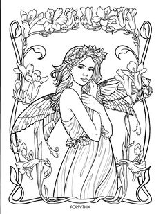 371 Best Coloring For Adults Images On Pinterest