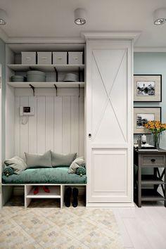 Фото из статьи: Уютная прихожая: продумываем дизайн интерьера