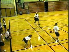 Kids Basketball Drills - 1 on 1 Competition