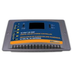Sunforce 60032 30 Amp Digital Charge Controller - http://www.yourglt.com/sunforce-60032-30-amp-digital-charge-controller/?utm_source=PN&utm_medium=http%3A%2F%2Fwww.pinterest.com%2Fpin%2F368450813235896433&utm_campaign=SNAP%2Bfrom%2BGreening+Your+Home