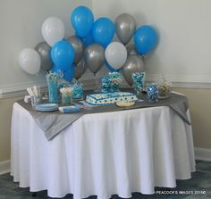cake/candy table