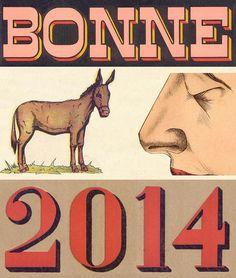 Bonne Année 2014. Courtesie: Patricia M., pilllpat (agence eureka), (France).