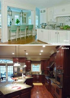 Current Projects: Transforming a Home in Cary – Starting With The Kitchen Home Improvement School