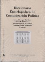 Diccionario enciclopédico de comunicación política.     Centro de Estudios Políticos y Constitucionales, 2015