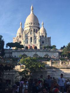Basílica del sagrado corazón Paris