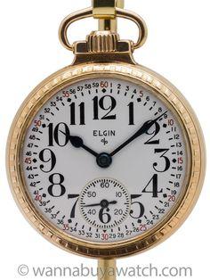 Watches, Parts & Accessories Antique Bakelite Case Online Discount Hamilton Vintage Railroad Pocket Watch 992 Mint Condition
