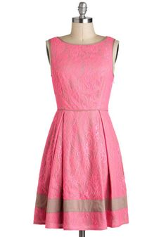 Cupcakes and Candles Dress, #ModCloth
