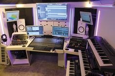 Admit it, you just want to be in this one don't you? It's another set of MusicTech reader studios to swoon over. And we want to see yours too, so get in touch at the usual addresses…