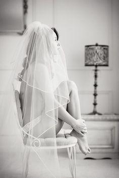 20 Tasteful + Classy Bridal Boudoir Photos | @Devin Hunt Ellis Studios Boudoir