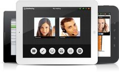 Collaborate with partners and clients using ClickMeeting professional web conferencing software