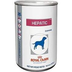 Royal Canin Veterinary Diet Hepatic Canned Dog Food 24/14.4 oz ** More info could be found at the image url. (This is an affiliate link and I receive a commission for the sales)
