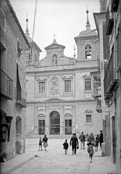 Hace 239 años se concluyó la desaparecida Iglesia de San Antolín