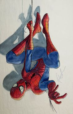 Spiderman drawing, spiderman art, amazing spiderman, marvel avengers, m Amazing Spiderman, Spiderman Kunst, Spiderman Drawing, Spiderman Homecoming Drawing, Marvel Art, Marvel Dc Comics, Marvel Heroes, Marvel Characters, The Avengers