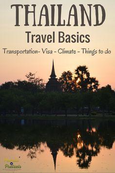 Plan Your Trip to Thailand – Travel Basics