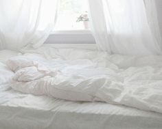 fresh cotton sheets