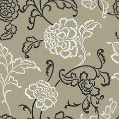 allen + roth Leaf And Flower Wallpaper