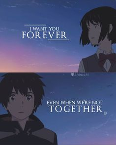 your name - your name - your name wallpaper - your name anime - your name aesthetic - your name kimi no na wa - your name quotes - your name wallpaper aesthetic - your name mitsuha Your Name Movie, Your Name Anime, Your Name Quotes, Kimi No Na Wa Wallpaper, Photography Quotes Funny, Your Name Wallpaper, Couple Wallpaper, I Want You Forever, Couples Anime