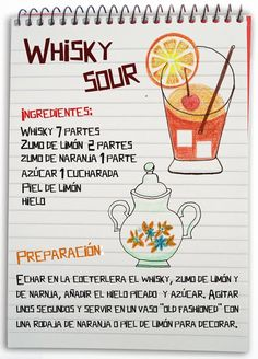 Whisky sour: cóctel con whisky