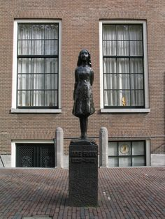 Amsterdam, Anne Frank House