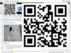 Chrome Web Store - QR Code extension   Great for students who also own mobile devices. Access content anywhere at any time!