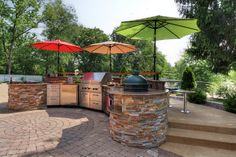 Outdoor Living Spaces Photo Gallery | Mosby Building Arts