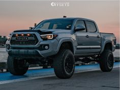 2016 Toyota Tacoma 16x8 1mm Fuel Blitz Toyota Tacoma, Monster Trucks, Gallery, Vehicles, Tacoma World, Cars, Vehicle