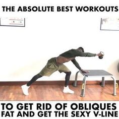 """8,732 Likes, 93 Comments - DOVIES® (@doviesworkout) on Instagram: """"THESE ARE SOME OF THE EASIEST WORKOUT YOU CAN DO TO TARGET YOUR OBLIQUES AND GET THAT SEXY V-LINE.…"""""""