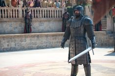 Gregor Clegane - The Mountain - Game of Thrones - GoT - Armor