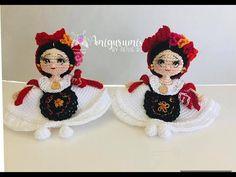 Crochet Hats, Cat Crochet, Macrame, Youtube, Disney Characters, Fictional Characters, Minnie Mouse, Mini, Applique